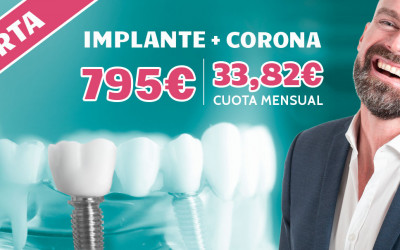 Oferta Implante Mas Corona