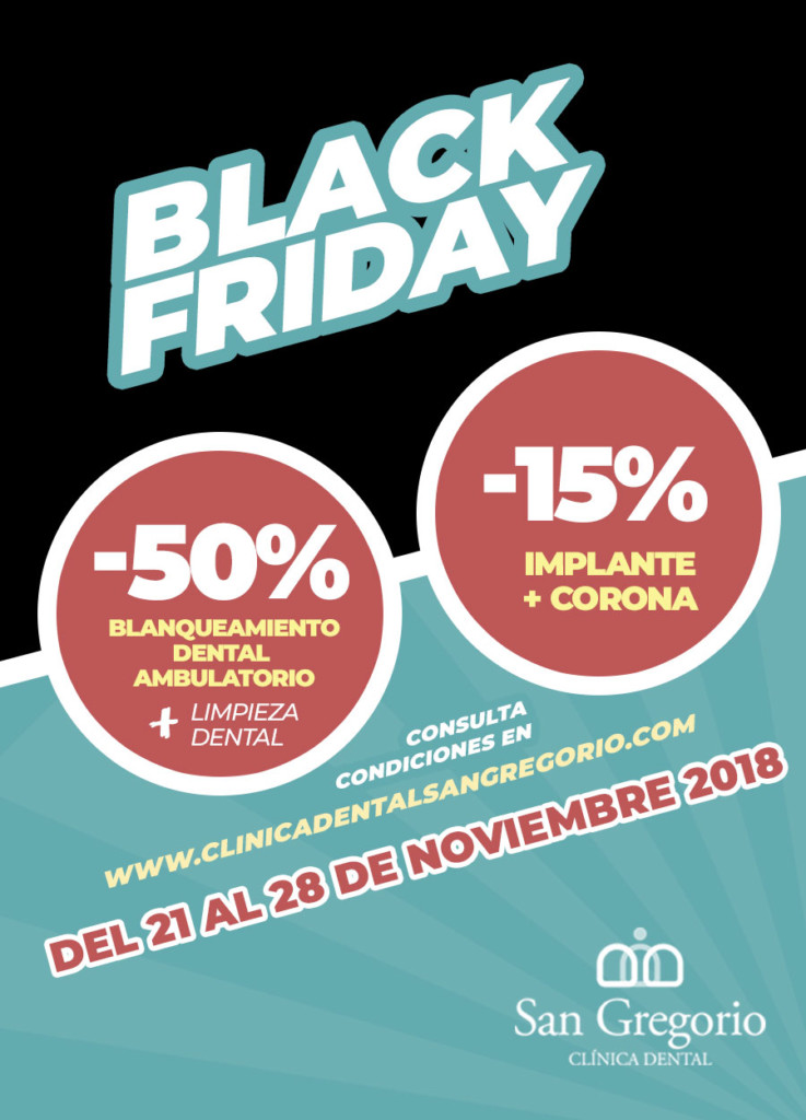 Black Friday Dentista